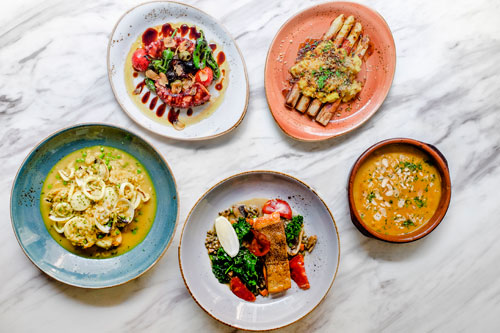 BUEN PROVECHO! NEW SIZZLING ADDITIONS TO LA TAPERIA'S SET LUNCH MENU